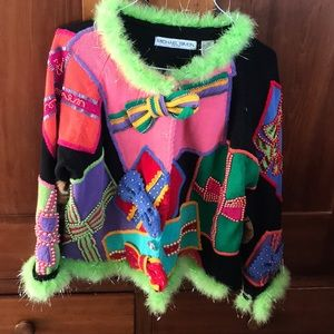UGLYEST-Christmas Sweater Ever!